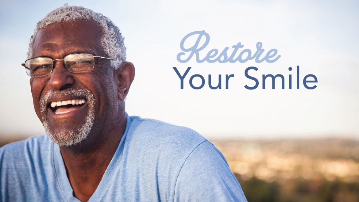 Dental Implant Restoration:  Your Path Back to a Great Smile