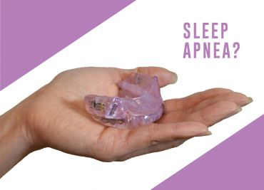 Snoring?  We have a Dental Oral Appliance that may help!