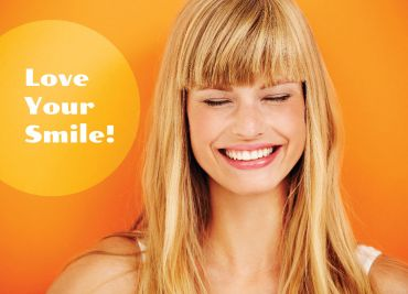 Love Your Smile!  Cosmetic Dentistry