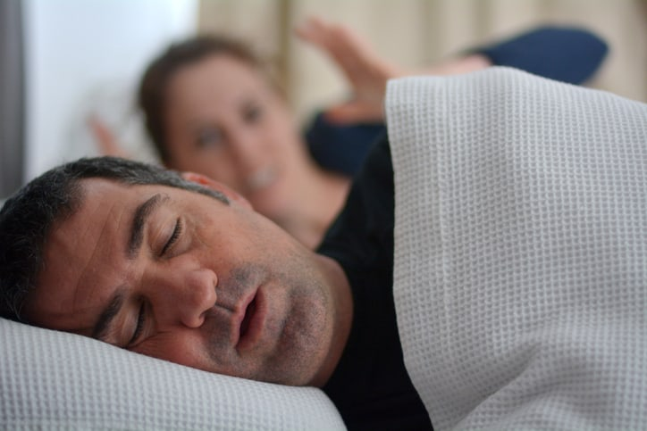Snoring Solution Right Here!