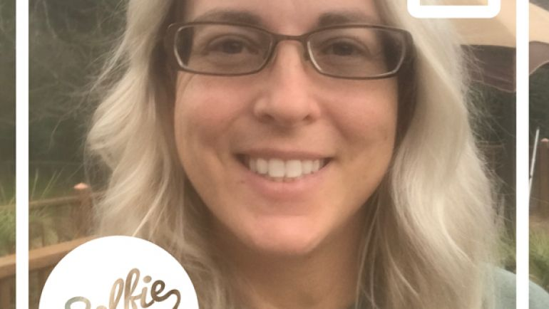 Selfie Spotlight: Meet Monica Brogdon!