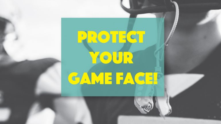 Mouthguard Protection: Cleats, Helmet, Mouthguard!