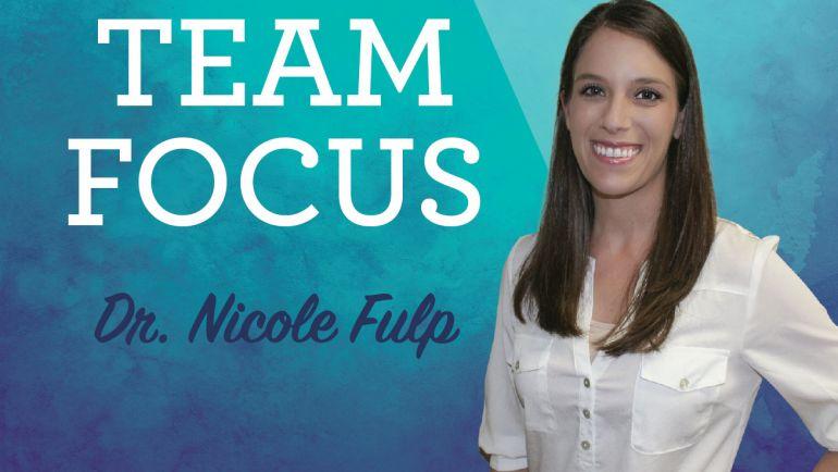 Meet Dr. Nicole Fulp!