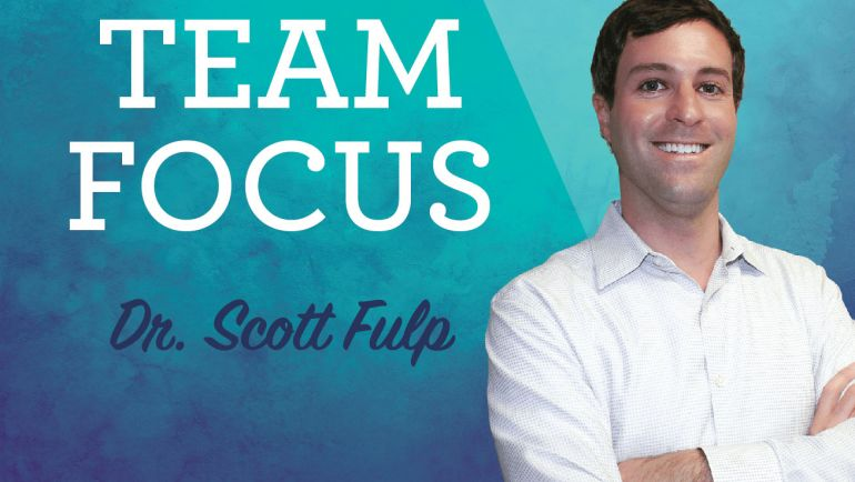 Meet Dr. Scott Fulp!