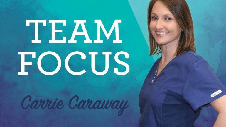 Meet Carrie Caraway!