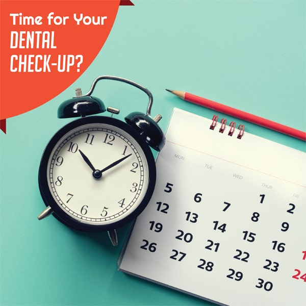 Add Dental Cleanings to Your Checklist
